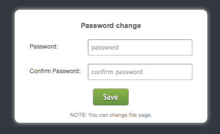 backendless password change - New Release - Analytics, Custom Domains, Relation Visualization