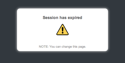session expiration - New Release - Analytics, Custom Domains, Relation Visualization