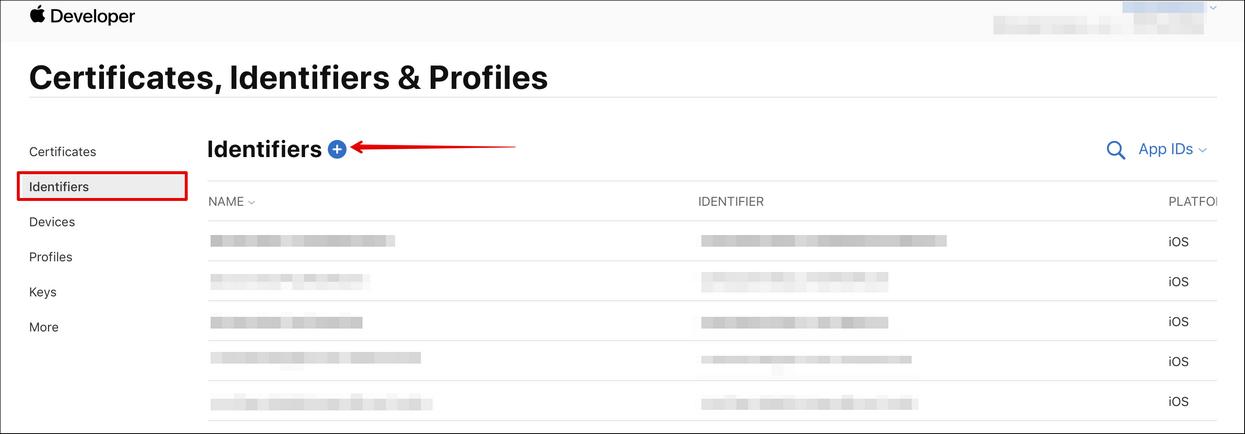 Push Notification Setup (iOS) - Backendless SDK for iOS API
