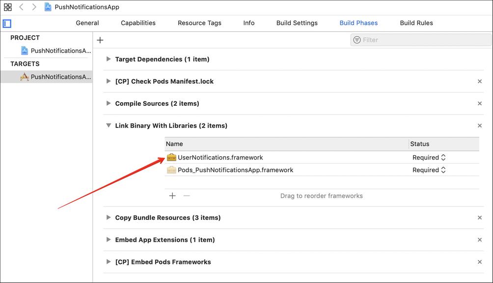 XCode Project Setup - Backendless SDK for iOS API Documentation