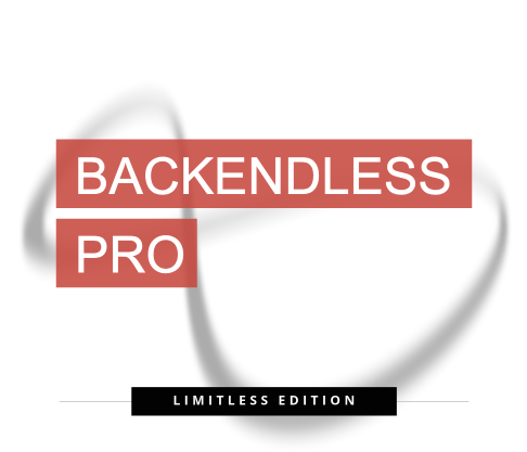 backendlesspro5 - Backendless Pro is released, replaces Standalone Backendless