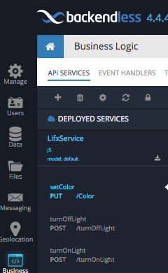 deployed service - Developing an API Service with JavaScript and additional NPM modules