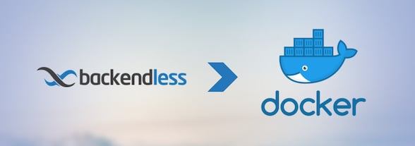 backendless in docker1 - Backendless Pro - the on-premise version is now available with the Docker architecture