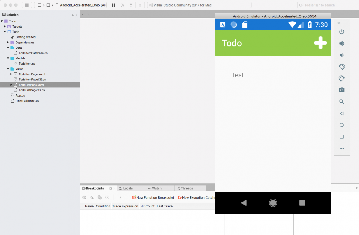 Building a Xamarin ToDo List with Backendless | Backendless