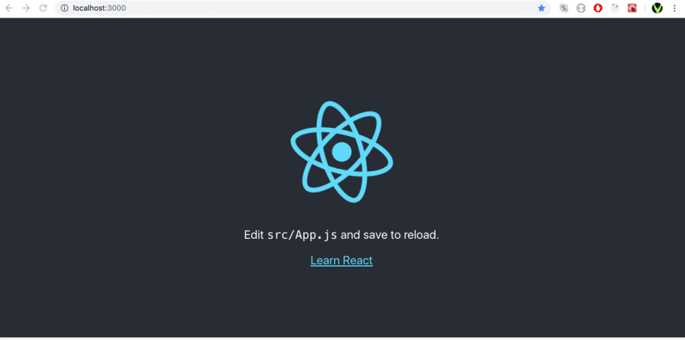 Preview web app with ReactJS