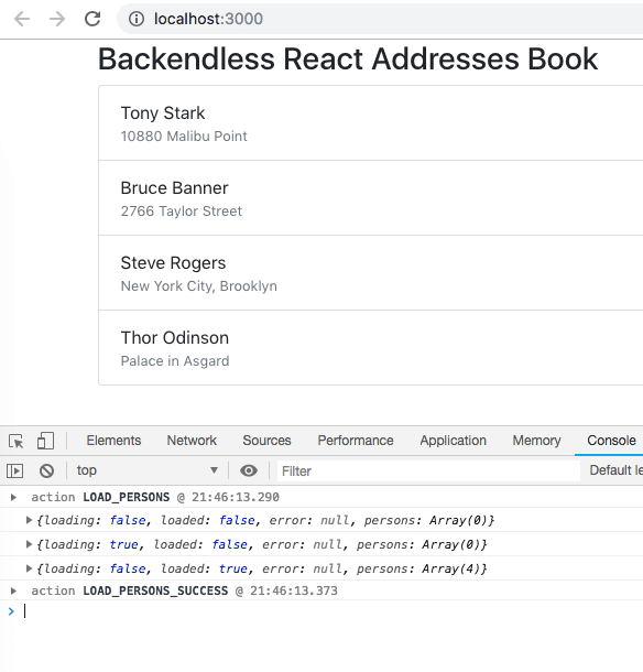 How to use Backendless with ReactJS | Backend as a Service Platform