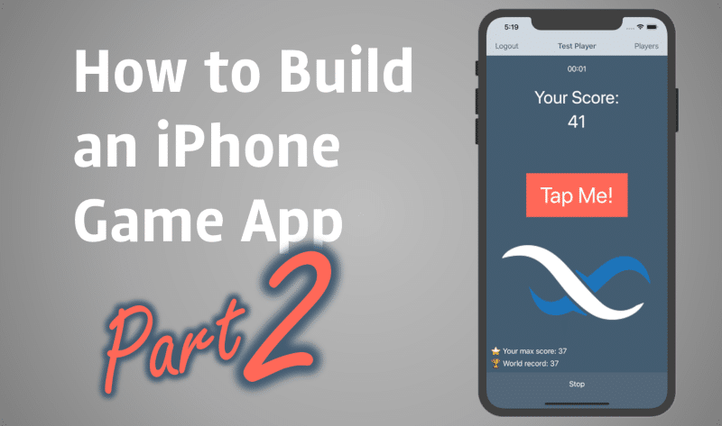 Develop an iPhone Game App