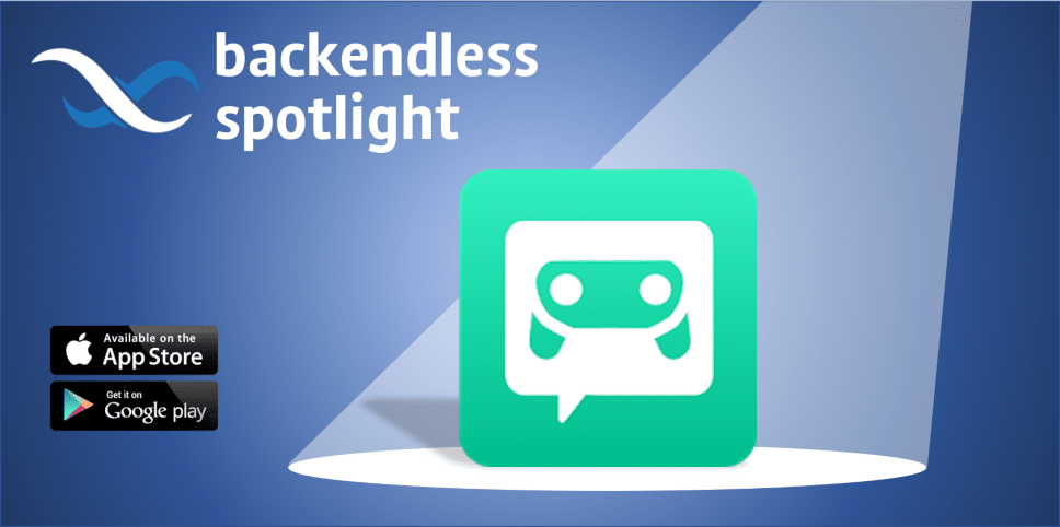 Game With Me App Backendless Spotlight