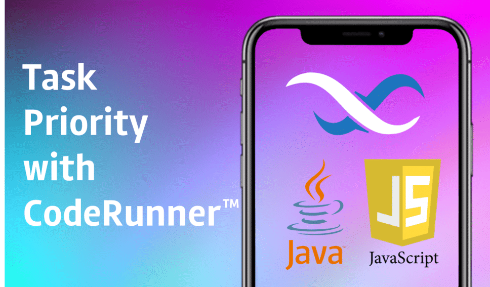 Low Priority Tasks in JS and Java CodeRunner