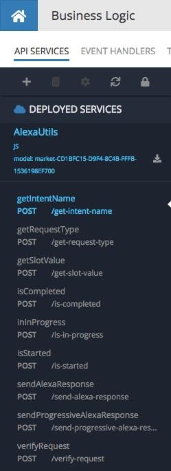 AlexaUtils API Service