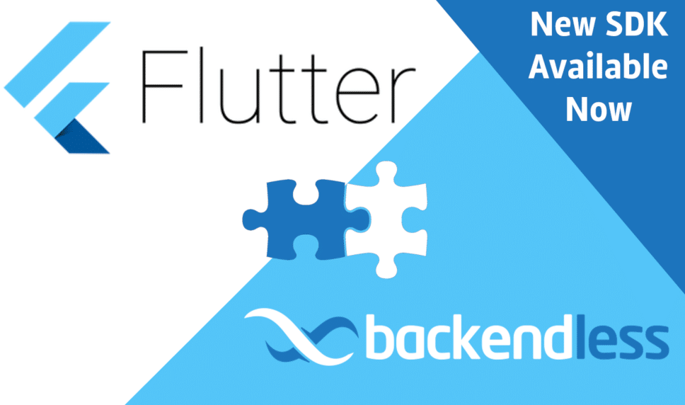 Backendless Flutter SDK Release