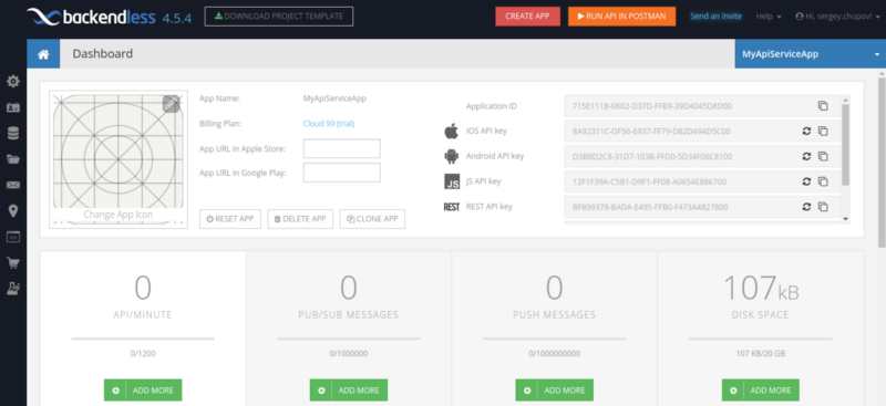 Easy Web Services with Backendless | Backend as a Service Platform