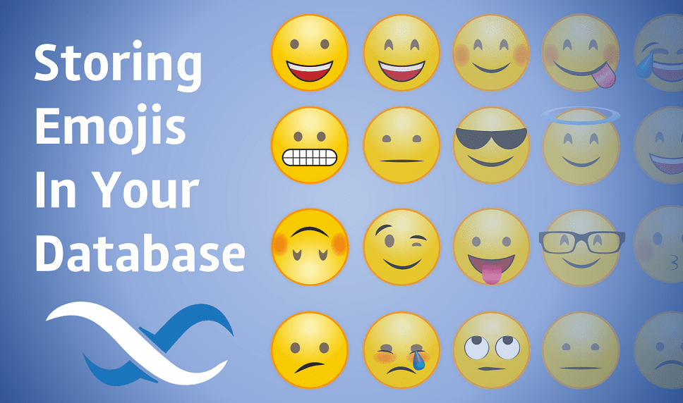 Storing Emojis In Your Database