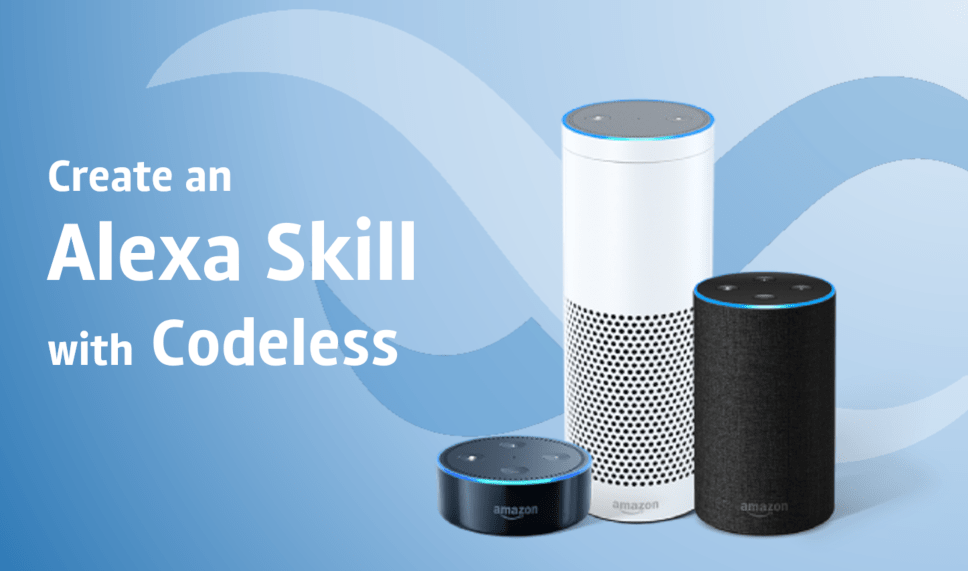 Build Alexa Skill Game with Codeless