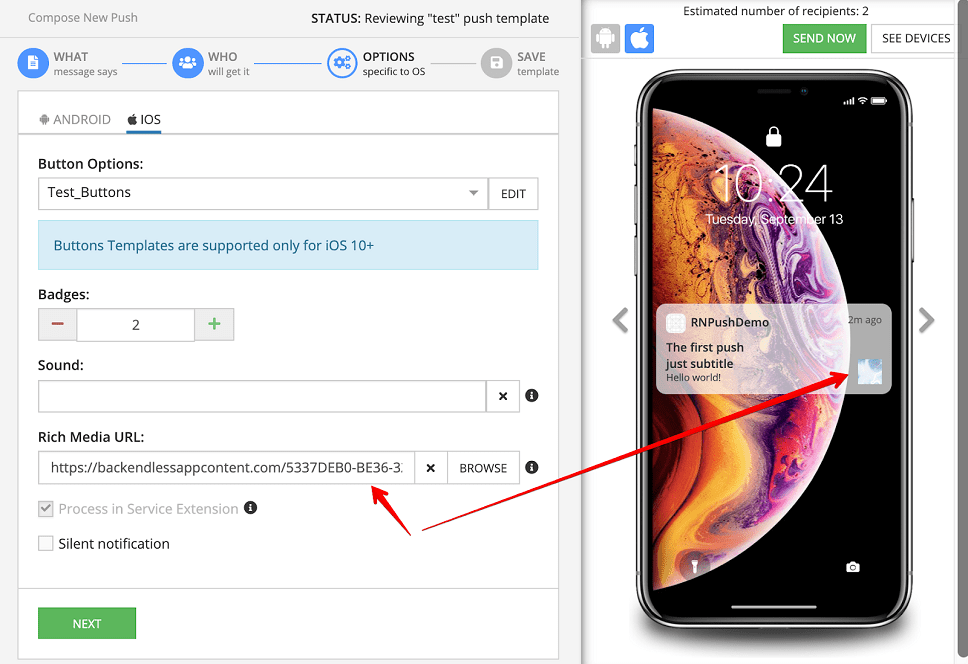 How to Setup Push Notifications In a React Native App (iOS
