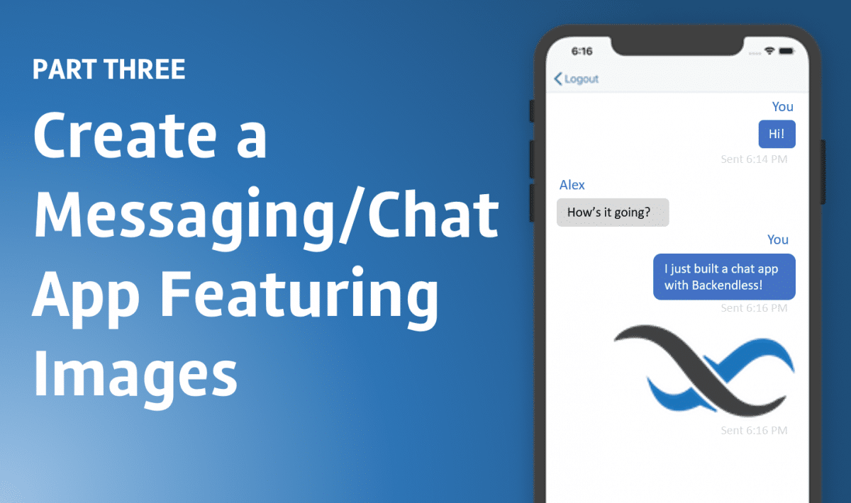 How to Create Chat App That Supports Images Pt3 Header
