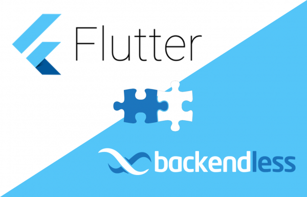 Flutter with Backendless