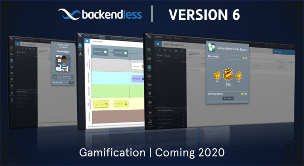 Backendless Version 6 Gamification