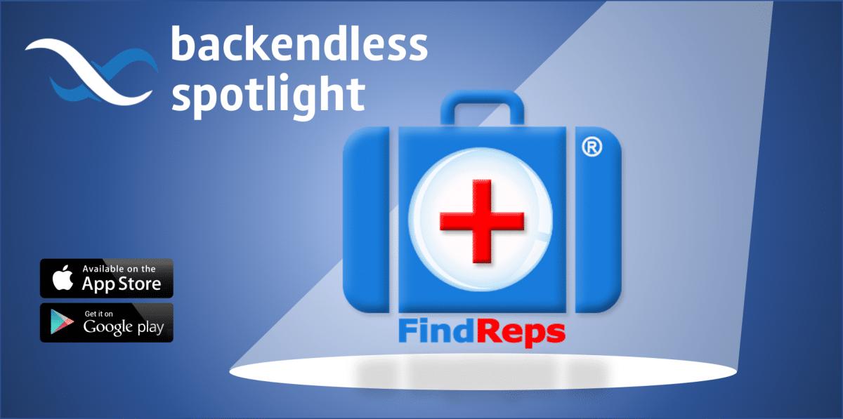 Spotlight on FindReps