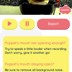 Backendless Spotlight on PuppetChat Screenshot 3
