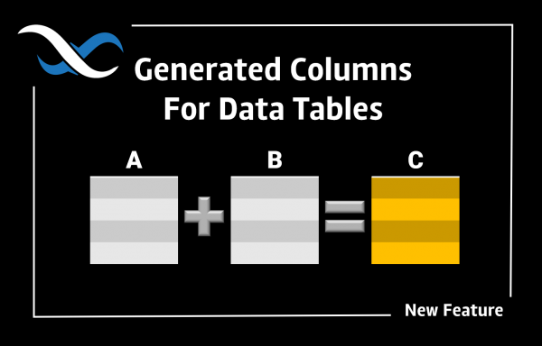 Generated Columns Feature