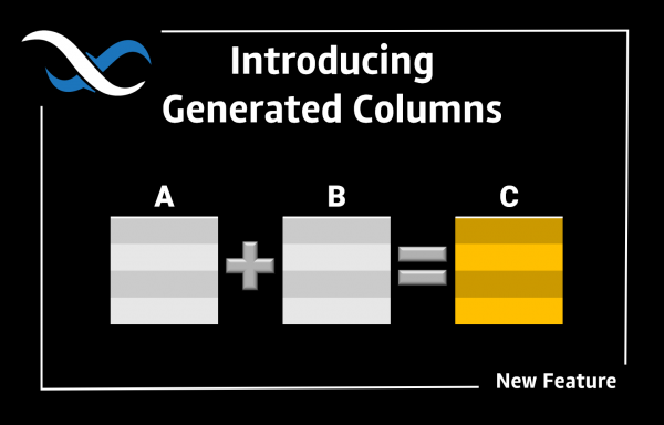 Introducing Generate Columns Feature