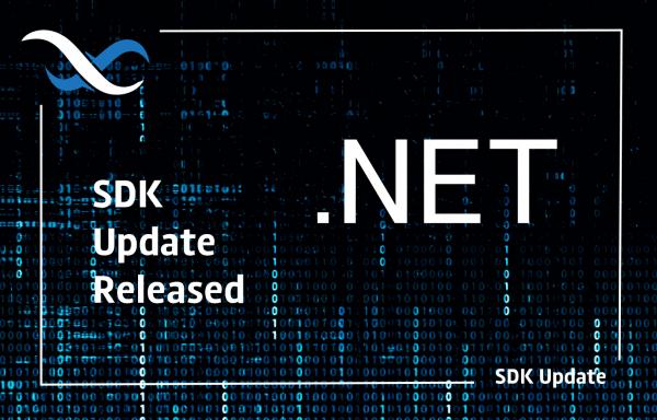 New dotNet SDK Release