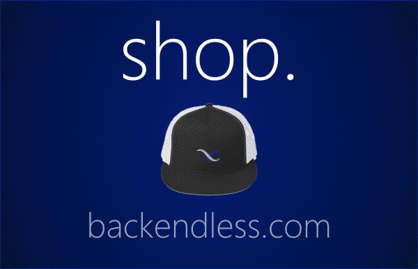 Backendless Shop