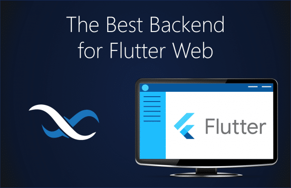 Best Backend for Flutter Web