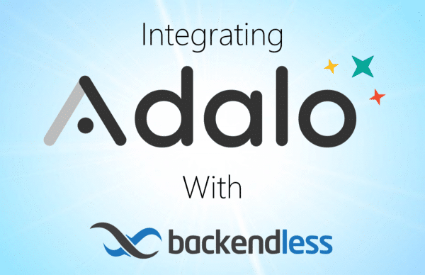 Adalo Integration With Backendless