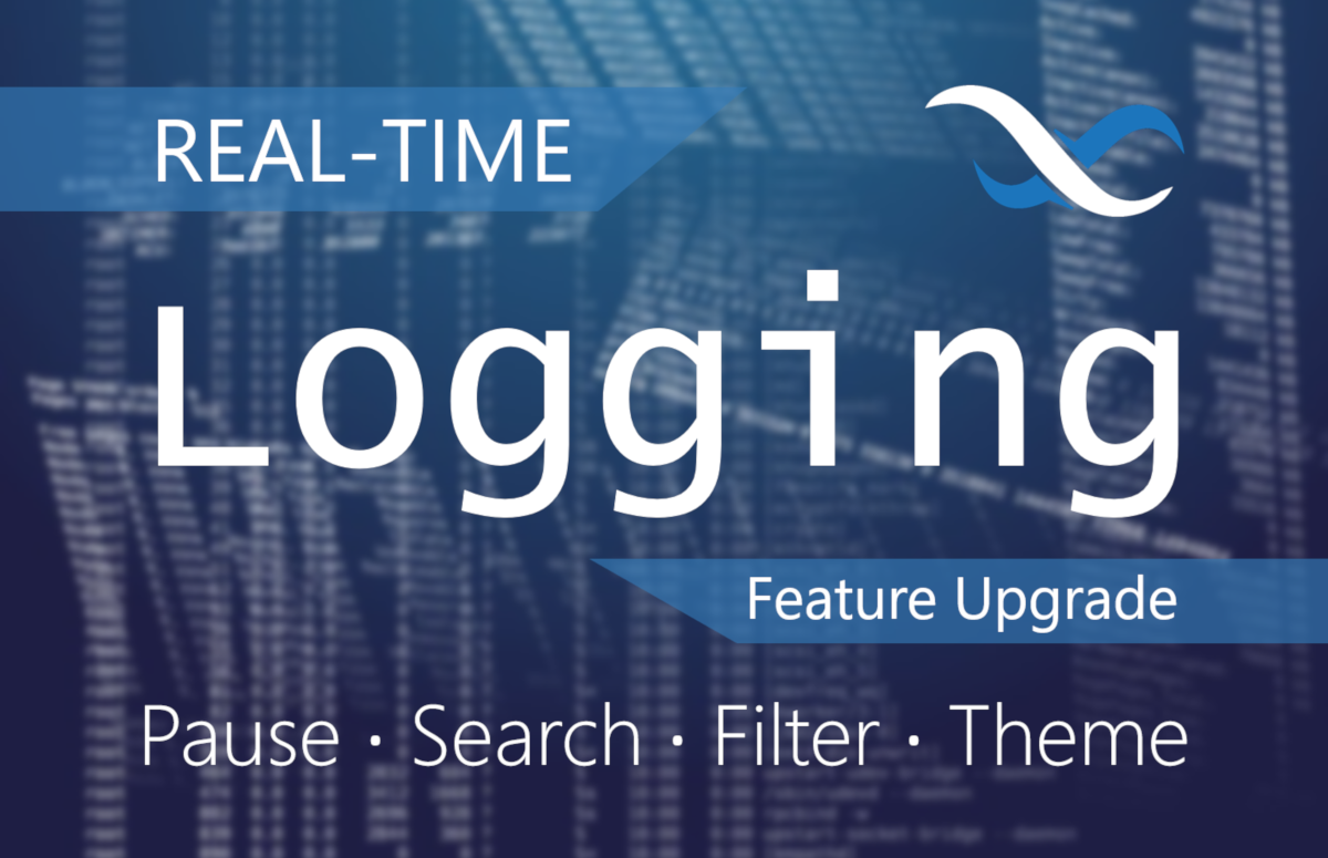 Backendless Real-Time Logging Upgrade Feature
