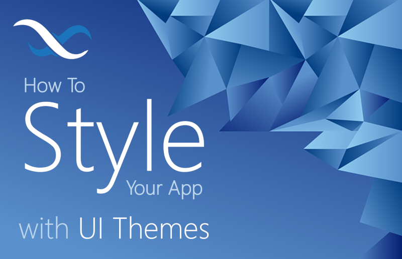 How to Style Your App with UI Themes