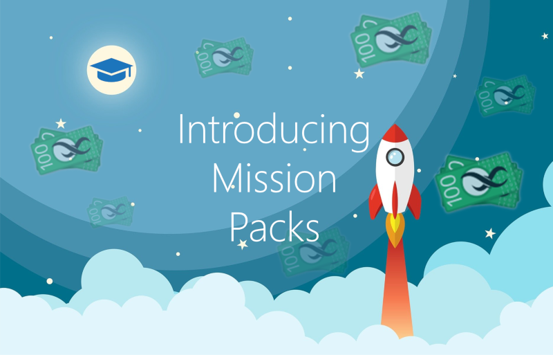 Mission Packs Feature