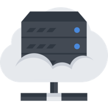 Serverless hosting