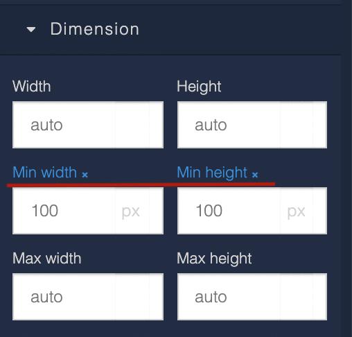 Reset block element styles in UI Builder 2