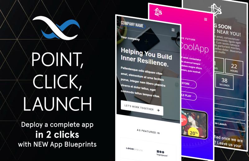 App Blueprint Release Feature